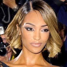 jordan dunn silver hair the best celebrity bob haircut inspiration stylist