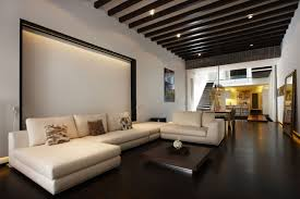 Luxury Homes Pictures Interior Luxurious Modern Living Room Interior Design Beige Leather