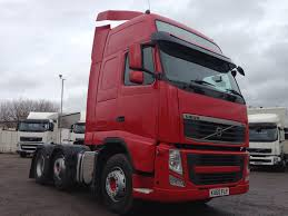 volvo truck commercial for sale laurie dealer u0027s latest used truck of the week is a volvo fh13