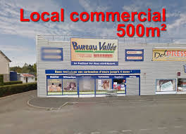 bureau vall lannion agathon local commercial a louer de 511 m