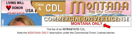 cdl medical certification montana department of justice