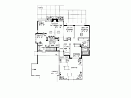 likeable eplans cottage house plan galley kitchen 1387 square feet