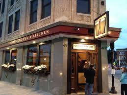 cornerstone pub u0026 kitchen barre vermont venue report