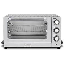 Extreme Toaster Amazon Com Cuisinart Tob 40n Custom Classic Toaster Oven Broiler