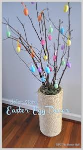 Dollar Tree Easter Decorations 2016 by Creative Diy Easter Egg Projects At Thediyvillage Com