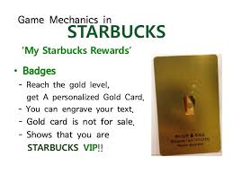 starbuck gold card design starbucks