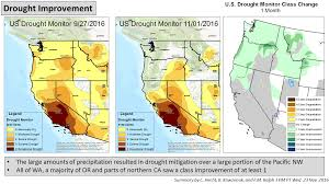 Oregon Drought Map by Precipitation Event Center For Western Weather And Water