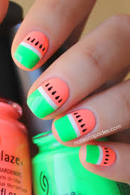 best 25 summer nails neon ideas only on pinterest colorful nail
