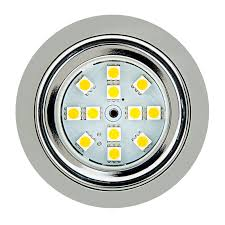 Recessed Light Fixtures by Recessed Led Puck Lights 12 Led 20 Watt Equivalent 170