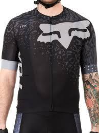 fox motocross t shirts fox charcoal 2016 ascent comp short sleeved mtb jersey fox
