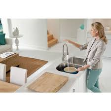 Touch Kitchen Faucets Reviews by Moen Touchless Kitchen Faucet Trends And Picture Trooque