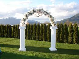 wedding arch rental simple guide to wedding arch rental services equipment rental