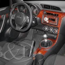 Scion Interior 2015 Scion Tc Custom Dash Kits Carid Com