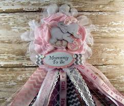 to be corsage 85 best baby shower mums images on baby shower