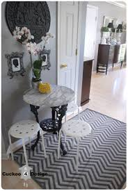 new chevron rug cuckoo4design