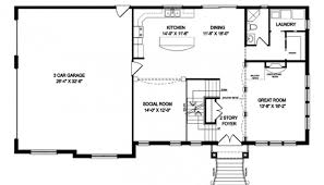 2 story open floor house plans two story open floor plans luxamcc org