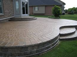 Raised Paver Patio Great Raised Paver Patio House Design Suggestion Raised Paver