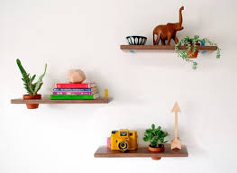 How To Make Wall Shelves How To Make Diy Wall Mounted Succulent Shelves Man Made Diy