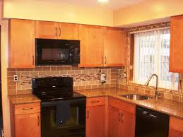 Kitchen Pictures With Maple Cabinets Kitchen Backsplashes With Maple Cabinets U2014 Marissa Kay Home Ideas