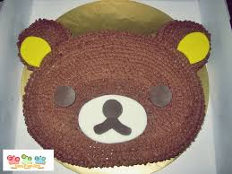 rilakkuma passion for cakes