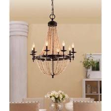 Wine Barrel Chandelier For Sale Wood Chandeliers Ebay