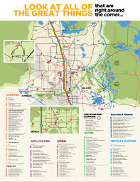 The Villages Florida Map by Ocala Lifestyle U2013 On Top Of The World Real Estate U2013 Ocala Florida