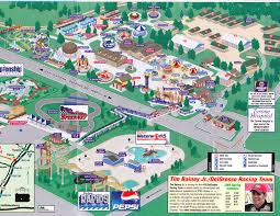 parks map grosso s amusement park 2005 park map
