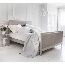 grey bed rafferty rattan grey bed french rattan bed