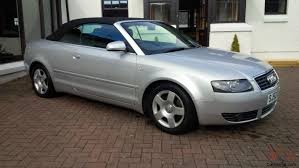 audi a4 convertible 2002 52 audi a4 2 4 v6 se cabriolet cheapest low mileage a4 cab on