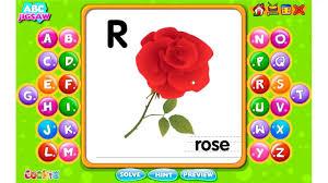 learn abc alphabet jigsaw puzzle game kids jigsaw abc alphabet