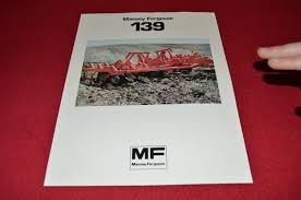 100 massey ferguson 1225 service manual tractors farm type