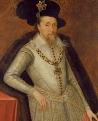 king james i vi of scotland first stuart king tudor and
