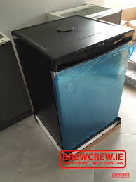 Beer Kegerator Exquisit Bk 160 U2013 Single 50l Keg Fridge U2013 Kegerator