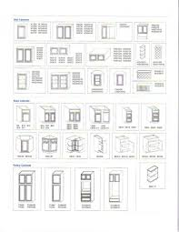 standard kitchen cabinet height kitchen cabinet drawing at getdrawings free