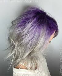 do the colors purple gray match well in clothes fashion 85 silver hair color ideas and tips for dyeing maintaining your