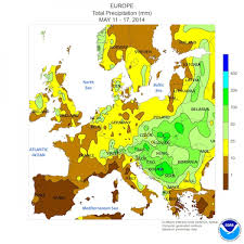 European Weather Map by The Climate Context For U0027unprecedented U0027 Balkans Flooding Climate