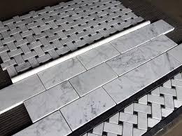 Tile Borders For Kitchen Backsplash Interior Backsplash Tiles Home Depot Basket Weave Tile Home