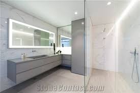 Custom Bathroom Design Bath Design Custom Bathroom White Stone Bathroom Design From