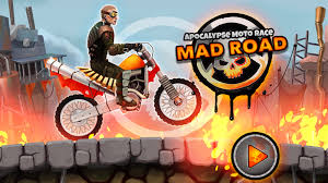 mad skills motocross pc mad road apocalypse moto race tinylabkids