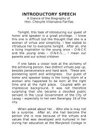 thanksgiving program sample sample speech in introducing a guest speaker
