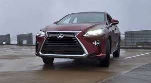 lexus rx 350 luxury package first drive review 2016 lexus rx350 fwd luxury package 85