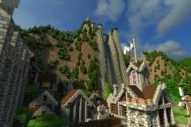Odyssey Map The Odyssey A Huge Built Up Survival Map With Challenges