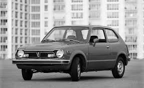 Civic 1980 1973 Honda Civic Test U2013 Review U2013 Car And Driver
