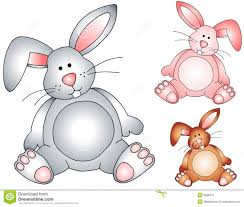 stuffed bunnies for easter easter bunny rabbits stuffed toys stock photos image 3996913