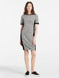 sleeve dress women s dresses calvin klein
