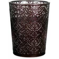 Bathroom Rugs At Walmart by Better Homes And Gardens Galleon Wastebasket Bronze Walmart Com