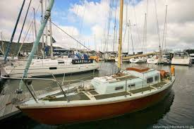 halcyon 27 1971 yacht boat for sale in conwy marina 5 750