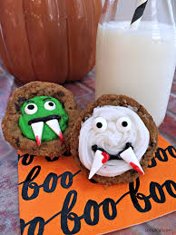 halloween cookie cups so tipical me