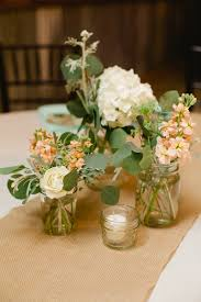 jar centerpieces for weddings jar centerpiece archives southern weddings