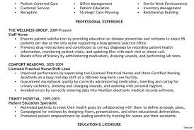 lpn resume exle lpn resume exles summary sles vesochieuxo